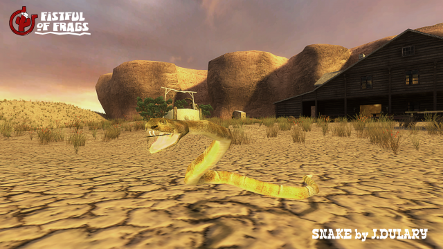 Step Aside Red Dead, Fistful Of Frags Updated