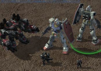Gundams? In StarCraft II?