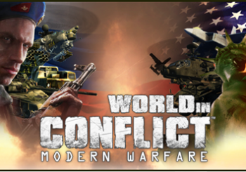 World In Conflict: Modern Warfare Updated