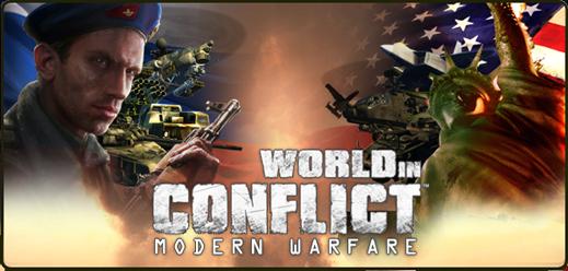 World In Conflict: Modern Warfare Updated