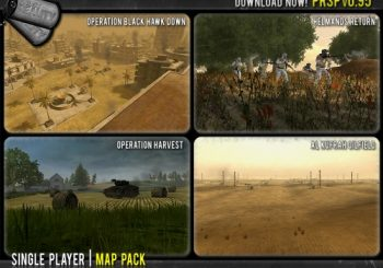 Project Reality Single Player Map Pack Released