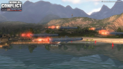 World In Conflict: Modern Warfare RC1 Released